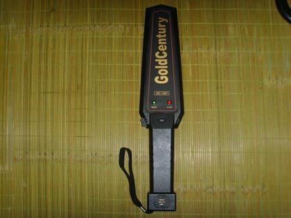 厂家供应批发gc-1001b1型手持金属探测器 1
