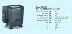 多功能潜水泵HB-D777