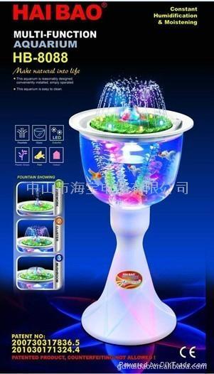 多功能喷泉鱼缸 3