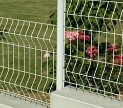 廠家直銷三角折彎護欄網