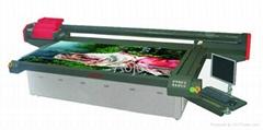 专业销售高精度平板喷绘机