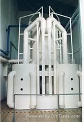 水力自控曝气溶氧精滤机