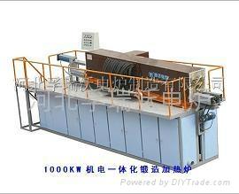 1000KW机电一体化锻造加热炉 1
