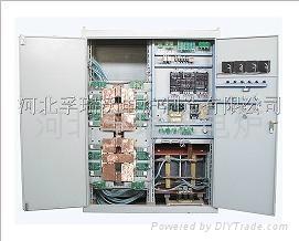 大功率IGBT并联谐振中频电源 1
