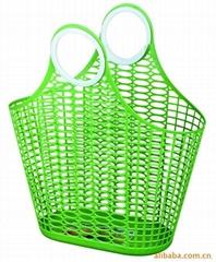 塑料籃子模具