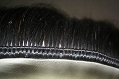 horse hair wefts