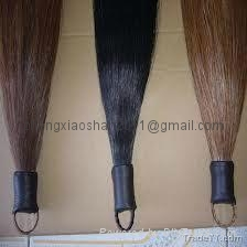 Horse tail extensions