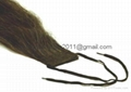 Horse hair show tail extension 5