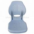 Plastic seat mould
