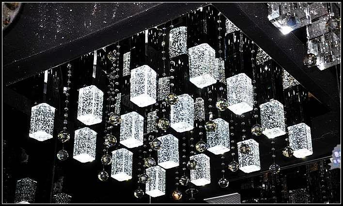 Crystal Bubble Lamp 1