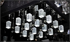 Crystal Bubble Lamp
