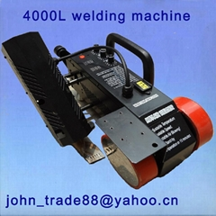 Automatic Banner Welder Machine