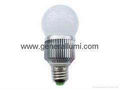 5W Globes  Lamp Samsung LED Halog WHT 35W Equal