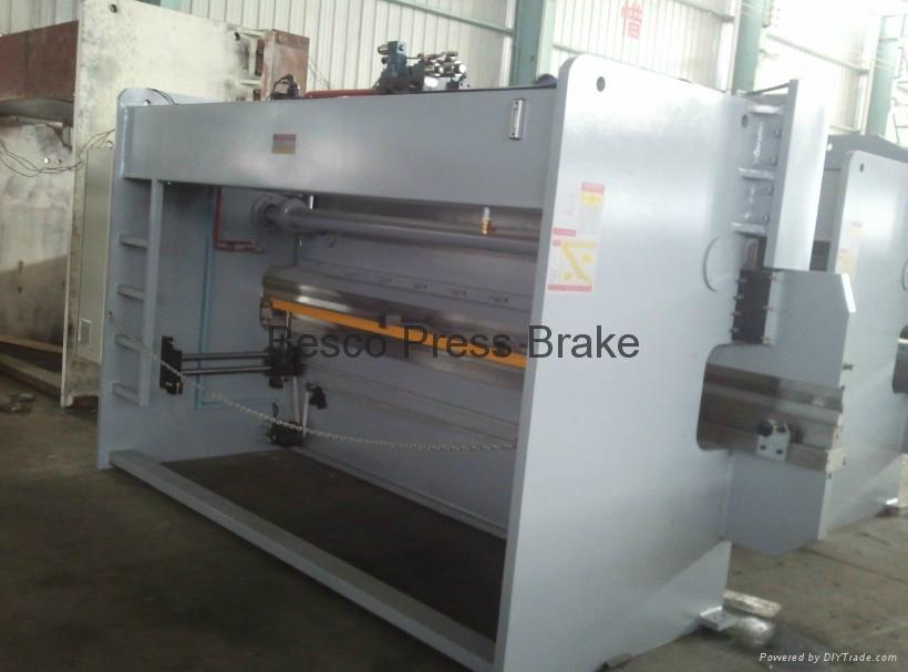 Hydraulic Press Brake Bending Machine Sheet Metal Bending