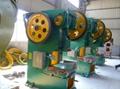 J23 Series Mechanical Power Press, eccentric press,punching machine