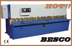 hydraulic shearing machine plate shearing machine swing beam shearing machine