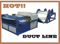 duct manufacturing auto line III