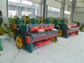 Motor-Drive Plate Shearing Machine/ Plate Cutting Machine/ Mechanical Guillotine