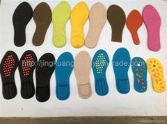 PVC软胶滴塑鞋底