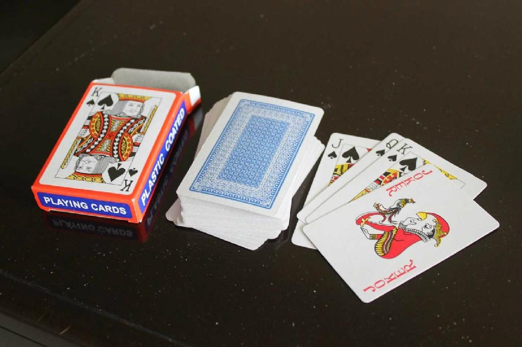 playing cards k brand 1