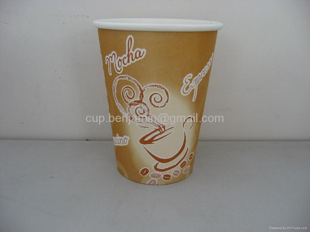 16oz coffee paper  cups 2
