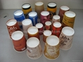 Different sizes coffee paper  cups 3