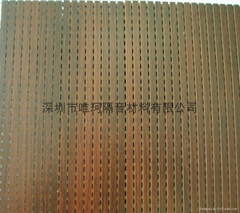 木质隔音板 木质装饰吸音板 木质装修吸音板