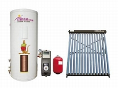 Enegy saving split solar water heater with heat pipe (300L)