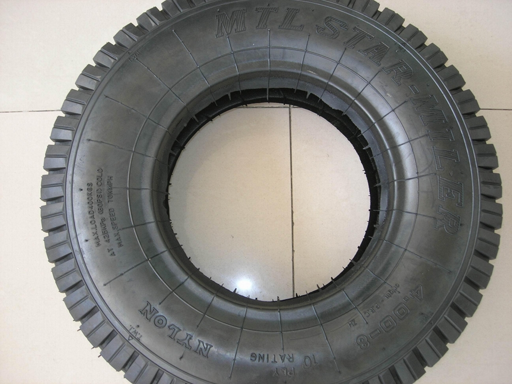 motorcycle tire--4.00-8 1