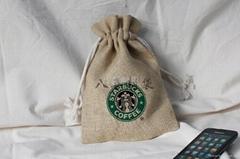 上海定做麻布咖啡袋