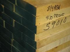 北美硬木板材