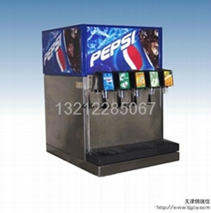 天津碳酸百事可乐现调饮料机