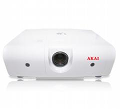 日本雅佳AKII-WH40B投影机