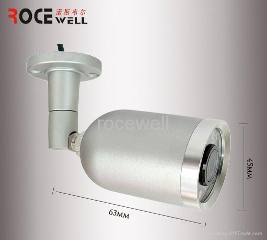 水下防水视频监控摄像头