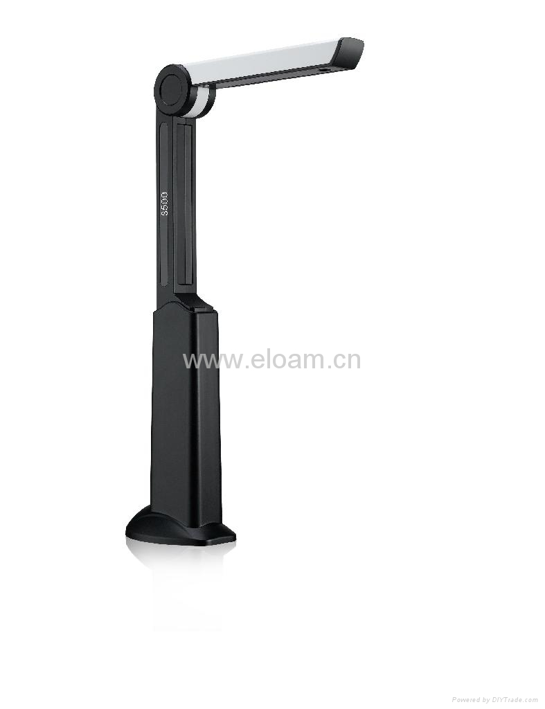 High-speed portable document scanner camera& visual presenter  1