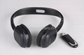 2.4G Stereo Wireless Headset Headphone