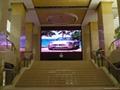 長沙電子顯示屏室內全彩顯示屏 1