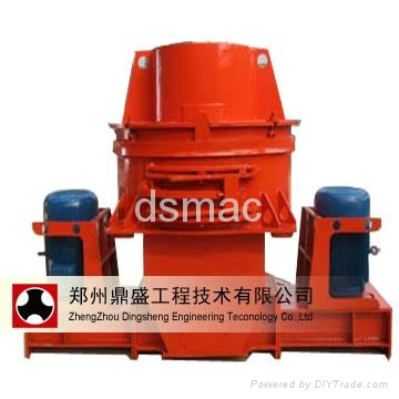 PCX Series Sand Making Machine 1