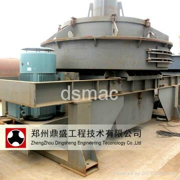 PCX Series Sand Making Machine 4