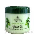 批發Cyclax綠茶頸霜面膜原裝正品 300ml去皺紋保濕