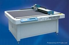 供应,广告展示架高频振动刀打样切割机