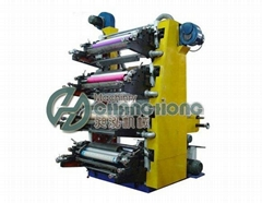 4 Colors Film Flexo Printing Machine