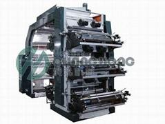 6色無紡布印刷機