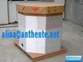 paper IBC tank for liquid transportation