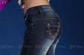 2011新款牛仔褲 2