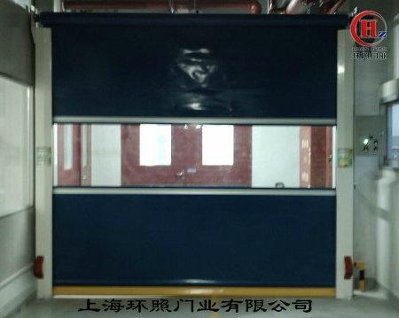崑山PVC工業快速昇降提升門  5