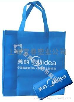 上海無紡布袋生產 3