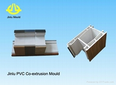 PVC window co-extrusion mould China mould