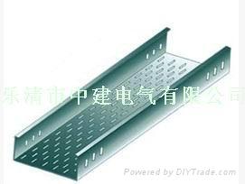 托盤式電纜橋架 1