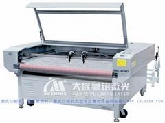 CMA-1810FET自动送料双光头激光切割机